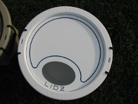 LIDZ Unlimited YETI Tank Cooler Lid Top pic 56