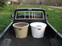 LIDZ Unlimited YETI Tank Cooler Lid Top pic 66