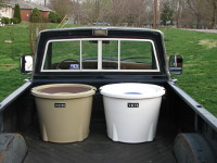LIDZ Unlimited YETI Tank Cooler Lid Top pic 69